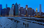 Manhattan Skyline (f