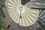 **	Sony Center, roof