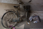 Old bike, Yingkou